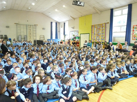 Broughton Jewish Cassel Fox Primary School
